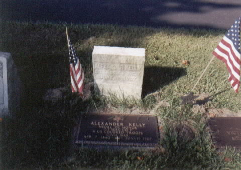 Kelly's Grave - St. Peter's Cemetery - Pittsburgh PA - Find a Grave