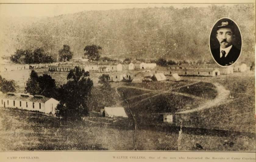 Camp Copeland Braddock PA