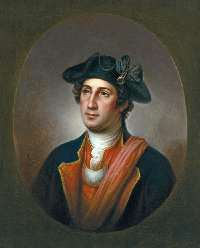 Major George Washington