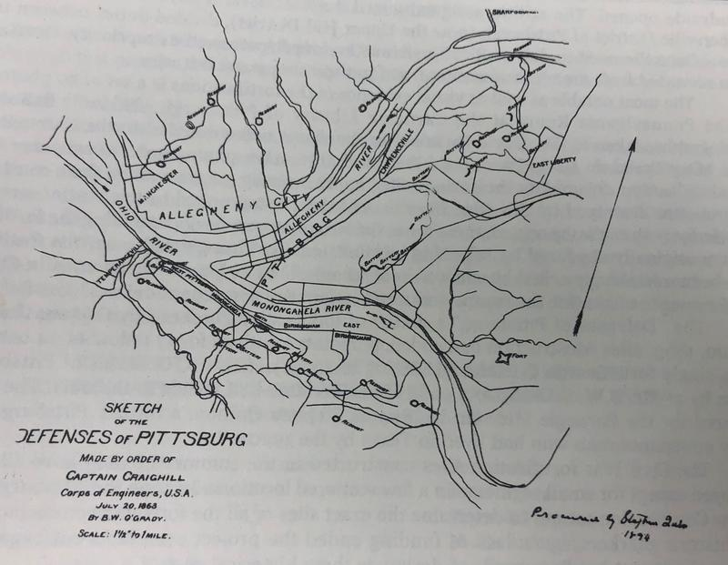 Pittsburgh Defenses - US National Archives